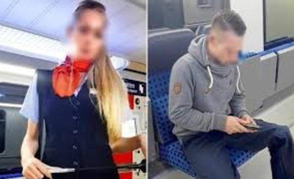 Boletera hacía videos pornos con pasajeros - Red Uno de
