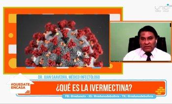 ¿Qué es la Ivermectina?