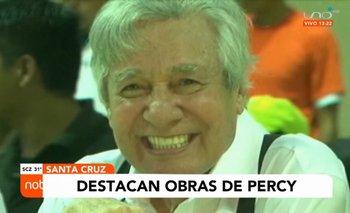 Percy Fernández es destacado por su gestión como Alcalde