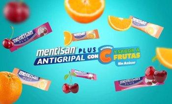 ¿Si quieres aliviar el resfrió y no sabes cómo? ¡Toma Mentisan Plus!