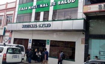 CNS de Oruro en emergencia por escases de oxígeno medicinal