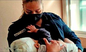 Bebé al que le clavaron un tenedor en la cabeza es hospitalizado de nuevo por quemaduras