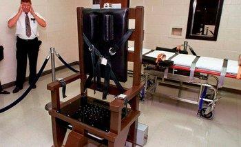 Nueva ley obliga a los reclusos elegir entre silla eléctrica o fusilamiento