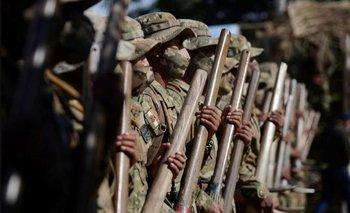 Policía boliviana encuentra y destruye tres