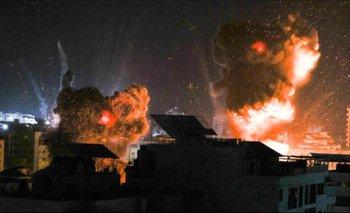 Israel contraataca al Líbano tras un lanzamiento fallido hacia territorio israelí