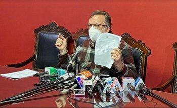 CC propone 30 años de cárcel al gobernante que quebrante la Constitución para quedarse en el poder