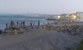 España despliega ejército en Ceuta tras la entrada masiva de inmigrantes