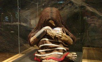 Descubren que los incas sacrificaban a niños como ofrenda a sus dioses
