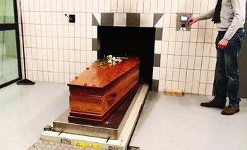 'Despertó de la muerte' segundos antes de ser incinerada