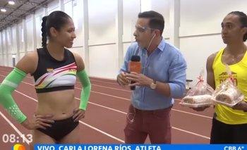 Atleta boliviana vende Brazo Gitano para viajar a Ecuador