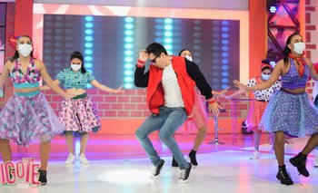 ¡Ian Vega demostró ser todo un bailarín! El reto de baile en Bigote continúa