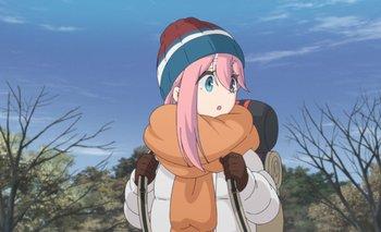 La segunda temporada del anime Yuru Camp tendrá un nuevo OVA