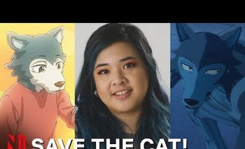 Aprende de anime con Netflix y 'Save the Cat! Goes Anime'