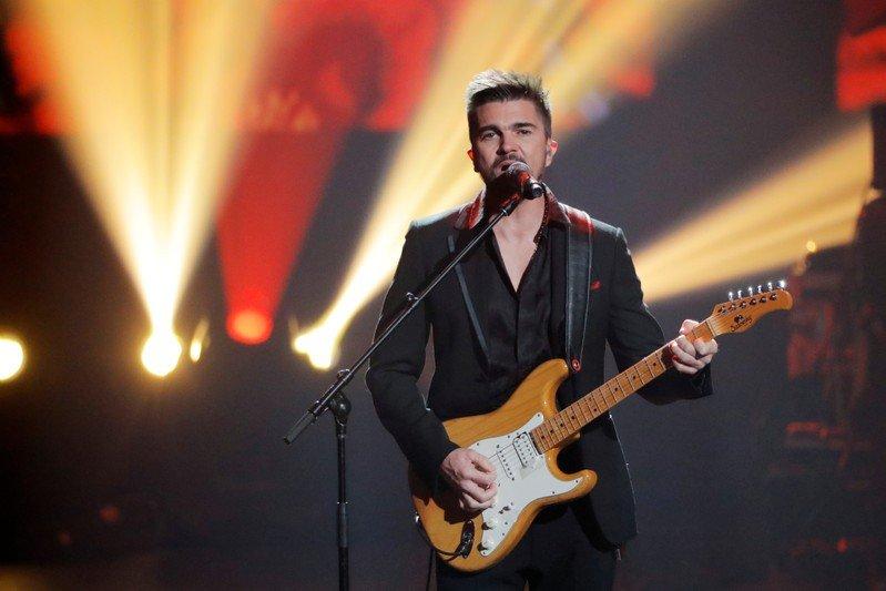 Juanes persona del año Latin Grammy 2019