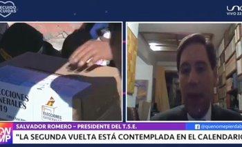 Salvador Romero: