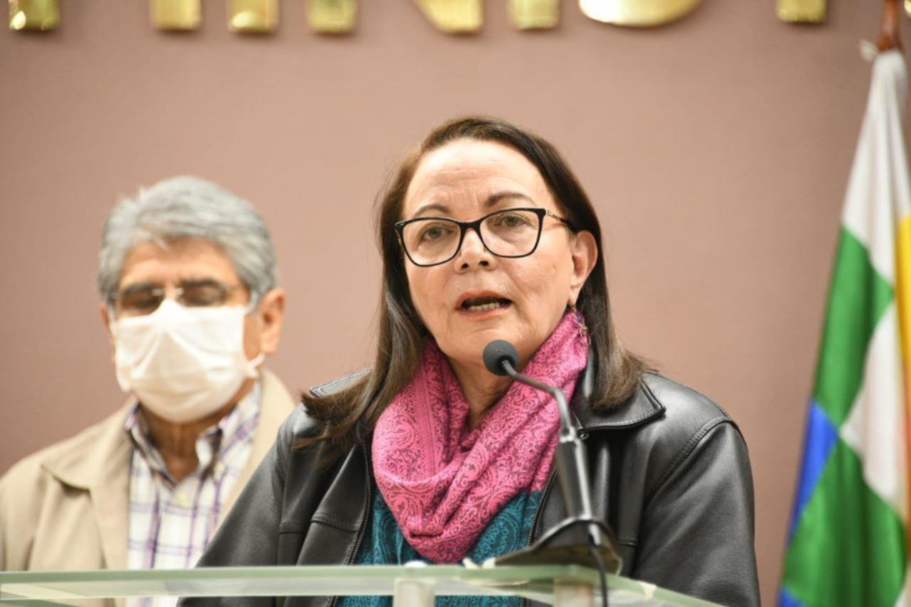 Suman 12.245 las personas contagiadas con Covid-19 en Bolivia