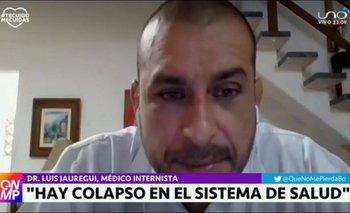 La Caja Petrolera de Salud colapsa con pacientes por Covid-19