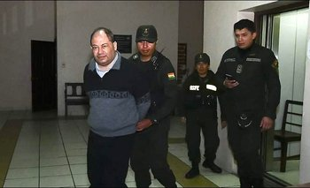 Dan detención domiciliaria y pago de una fianza al exministro Carlos Romero