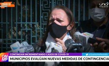 Tras tres días de encapsulamiento en La Paz se implementan nuevas medidas