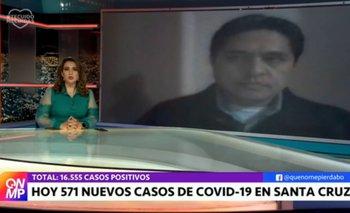Entrevista con el director del Sedes, Marcelo Ríos