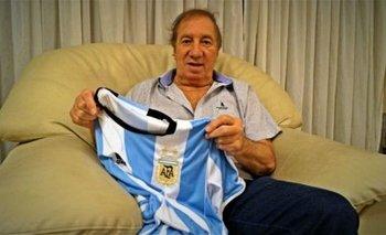 DT argentino Carlos Bilardo fue diagnosticado con Covid-19 por error