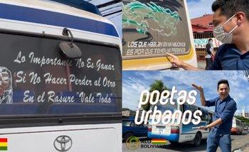 Aló Boliviano: Poetas urbanos de los micros en Santa Cruz │Episodio 1 │ Bigote Digital