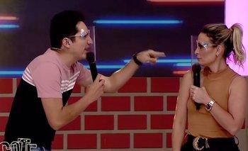 """Ian y Ximena enfrentados por sus """"nalgas"""""""