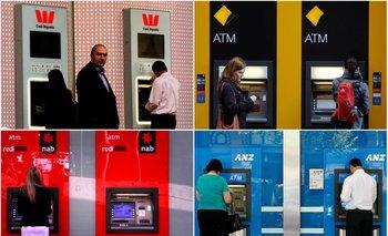 El banco central australiano, entre los afectados por caídas generalizadas de internet