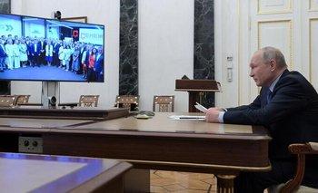 Putin elogia a Biden después de la cumbre y dice que los medios se equivocan