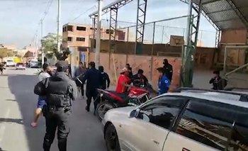 Durante operativos de control en Villa Pagador agredieron a funcionarios
