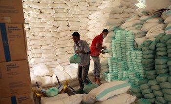 La ONU advierte que 41 millones de personas están al borde de la hambruna en el mundo