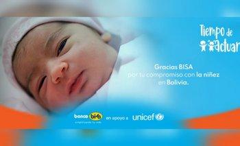 El Banco Bisa ya es parte de la campaña Tiempo de Actuar