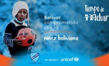 El club Bolívar tiene una sorpresa para todos sus fanáticos que sigan la transmisión del Teletón, este domingo 27 de junio a través de las pantallas de Red Uno