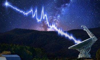 Resultado de imagen de señales de otras galaxiasç