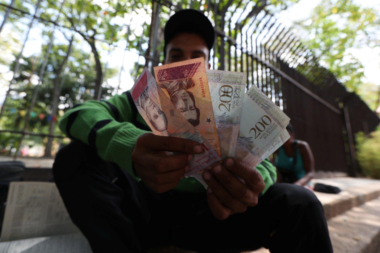 Inflación acumulada se ubicó en 1.115 por ciento — Angel Alvarado