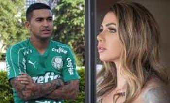 VIDEO: jugador de Palmeiras se defiende y expone a su exesposa golpeándolo