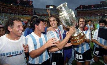 Argentina lleva 27 años sin ganar la Copa América