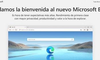 La agresiva táctica de Microsoft para forzar a usar su nuevo navegador Edge