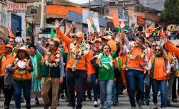 Comunidad Ciudadana descarta realizar campaña electoral en las calles