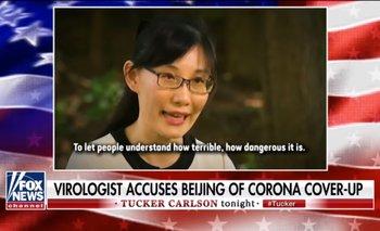 Una viróloga que escapó de China: