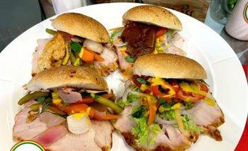 Sándwich de Chola