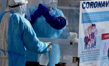 Con 987 nuevos pacientes, Bolivia suma 48.187 contagios por Covid-19
