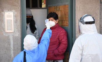 La Paz: Identifican 23 casos positivos de coronavirus tras rastrillaje en la zona El Rosal