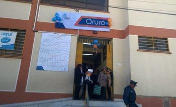 Oruro: Segip suspende sus actividades hasta el 24 de julio
