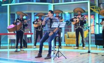 ¡Que talento! Ian Vega demuestra sus habilidades para el canto al estilo Nodal