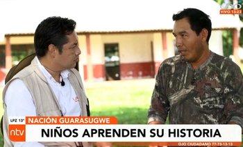 La nación Guarasugwe en procura de recuperar su cultura y su idioma