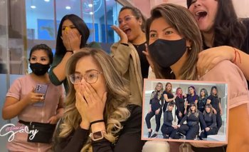 Nuevo video: Mira el cambio de look que tuvieron las leidys ¡Quedaron bellas!