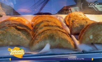 De visita por La Paz: Empanadas tucumanas en la ciudad maravilla. Mira aquí todos los secretos de esta delicia