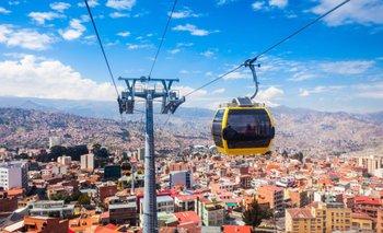 Turismo en La Paz: Los teleféricos que regalan las mejores vistas desde el 2014