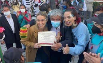 Ximena Zalzer y la Clau Piña celebran el 16 de julio desde la Ciudad Maravilla